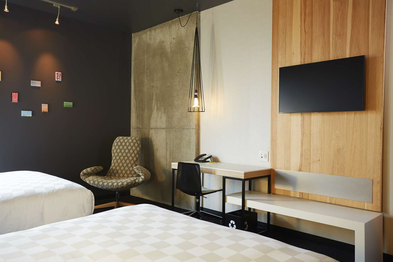 Room - Alt Hotel Downtown Ottawa
