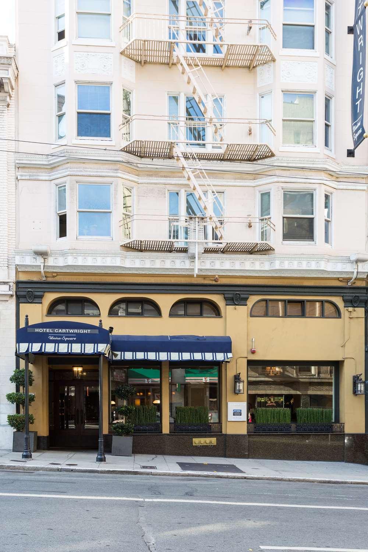 Cartwright Hotel San Francisco Ca See Discounts