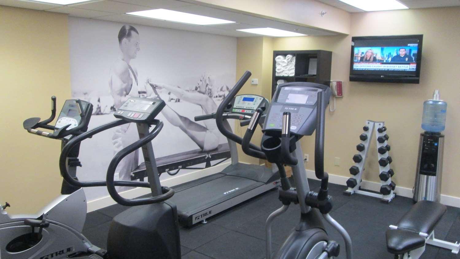 Fitness/ Exercise Room - Artmore Hotel Atlanta