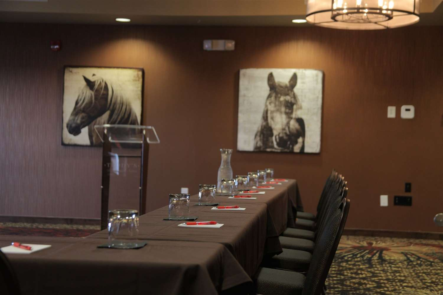 Meeting Facilities - Teddy's Residential Suites New Town