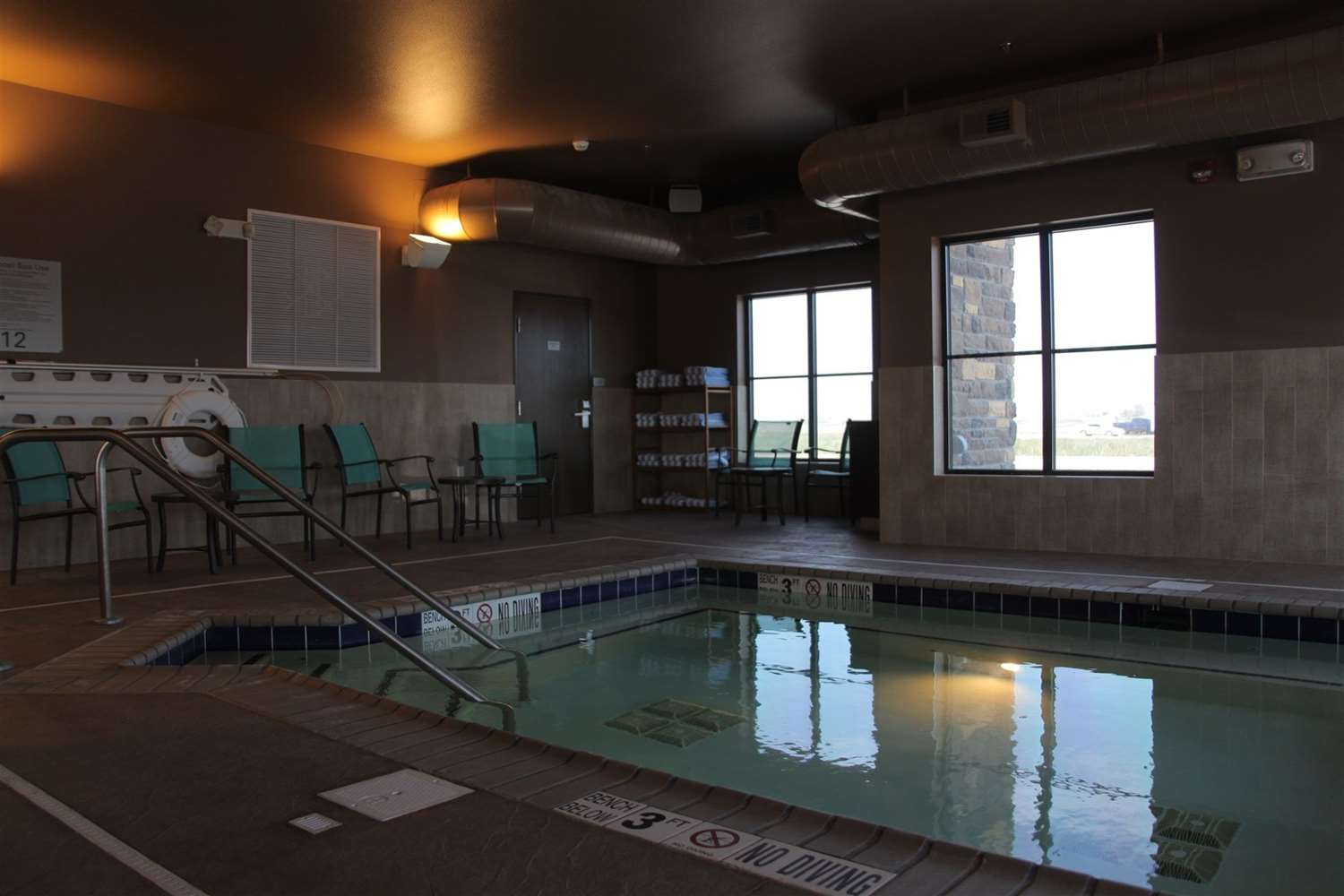Pool - Teddy's Residential Suites New Town