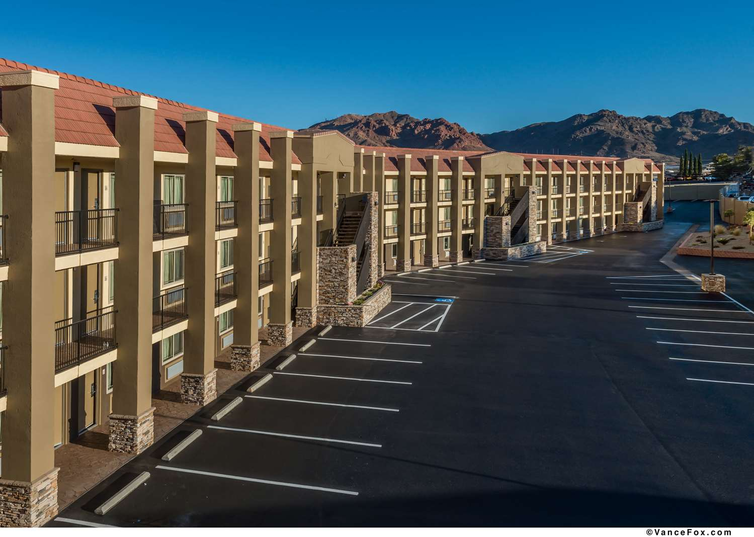 Exterior view - Best Western Hoover Dam Hotel Boulder City