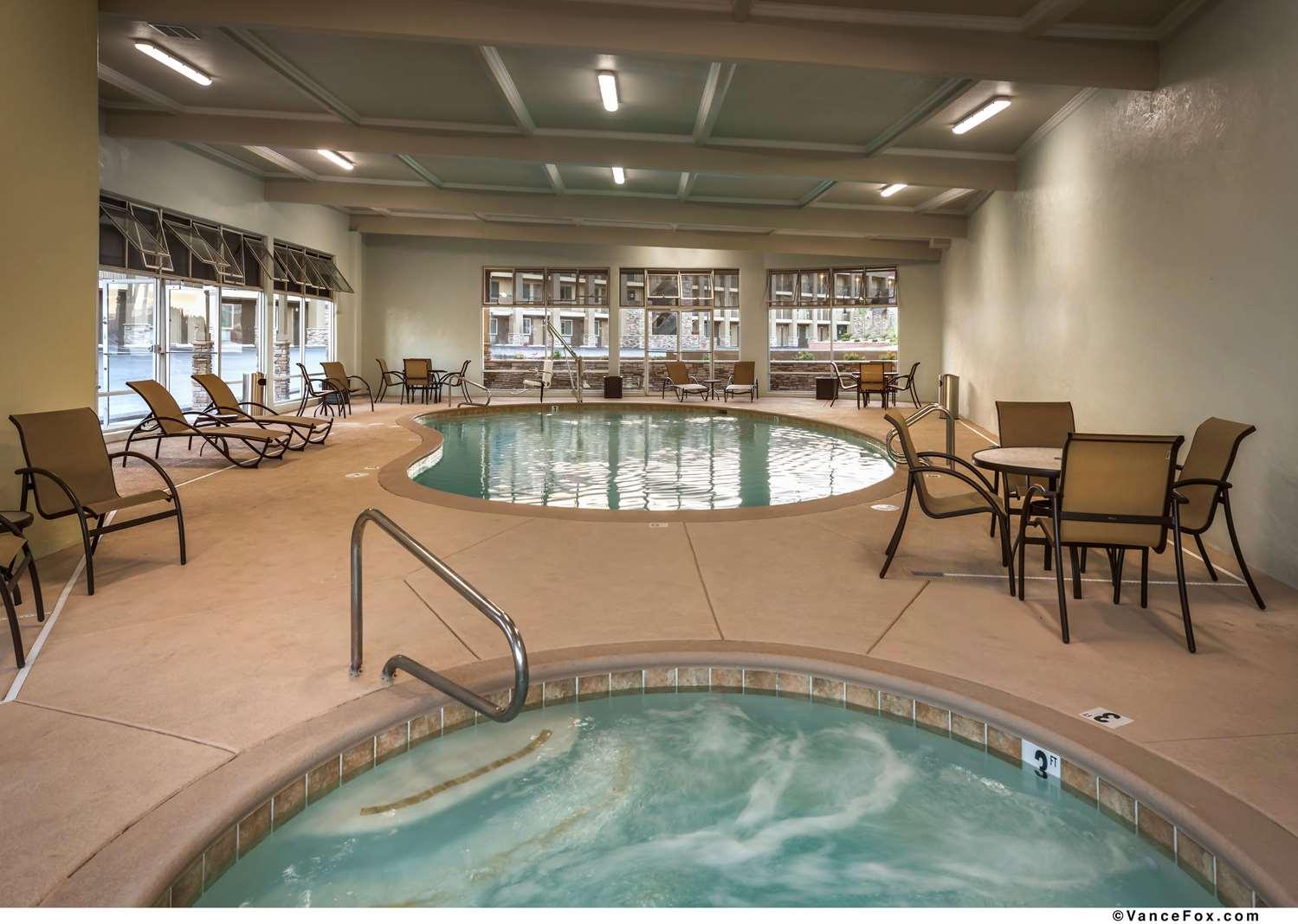 Pool - Best Western Hoover Dam Hotel Boulder City