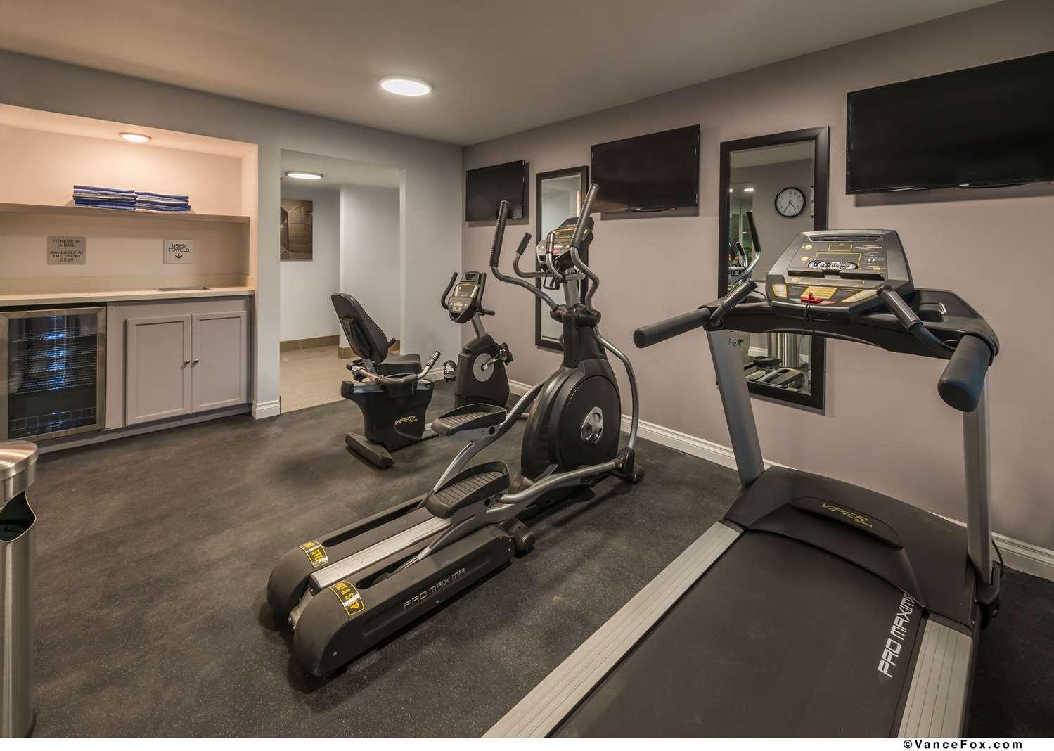 Fitness/ Exercise Room - Best Western Hoover Dam Hotel Boulder City