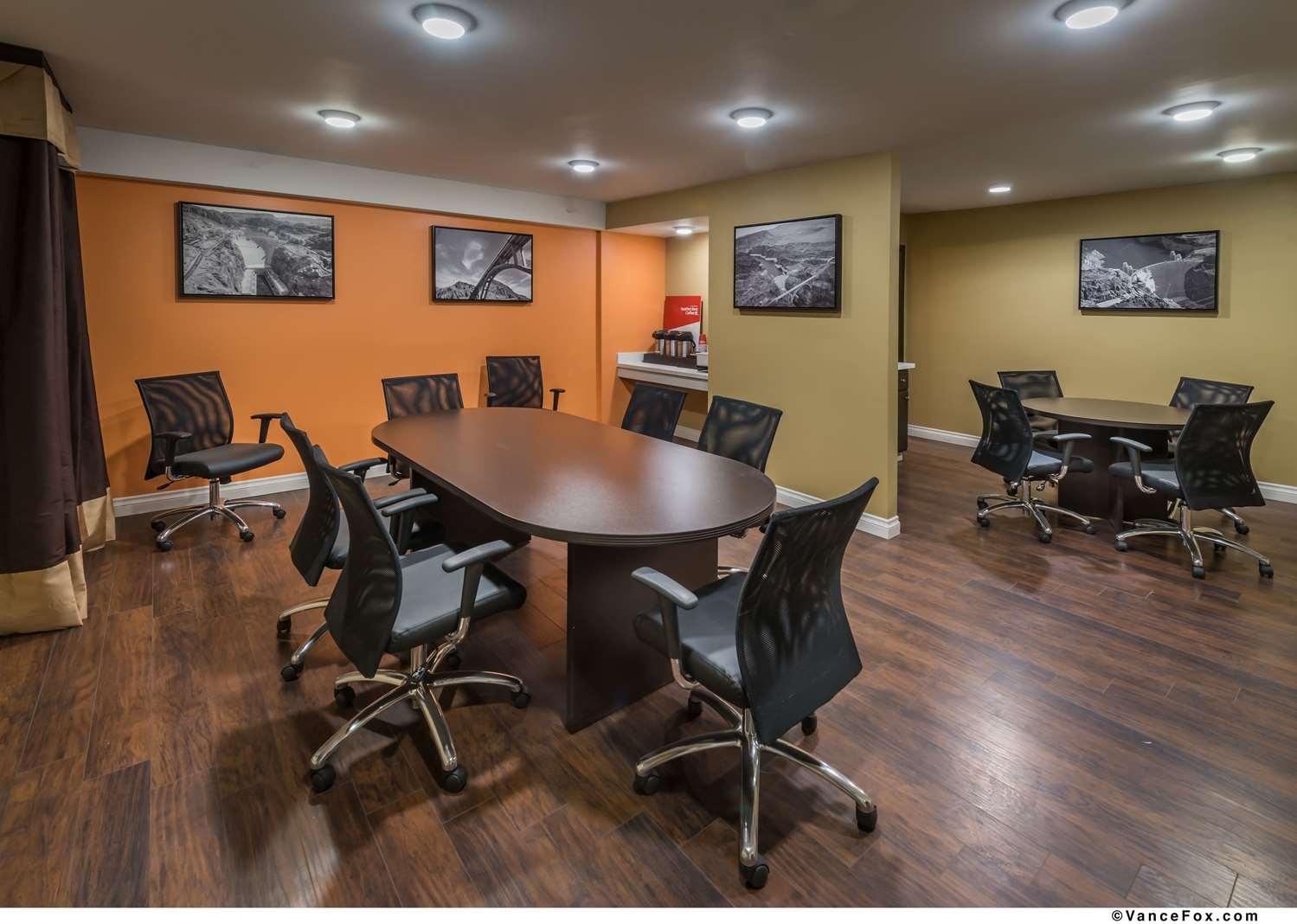 Meeting Facilities - Best Western Hoover Dam Hotel Boulder City