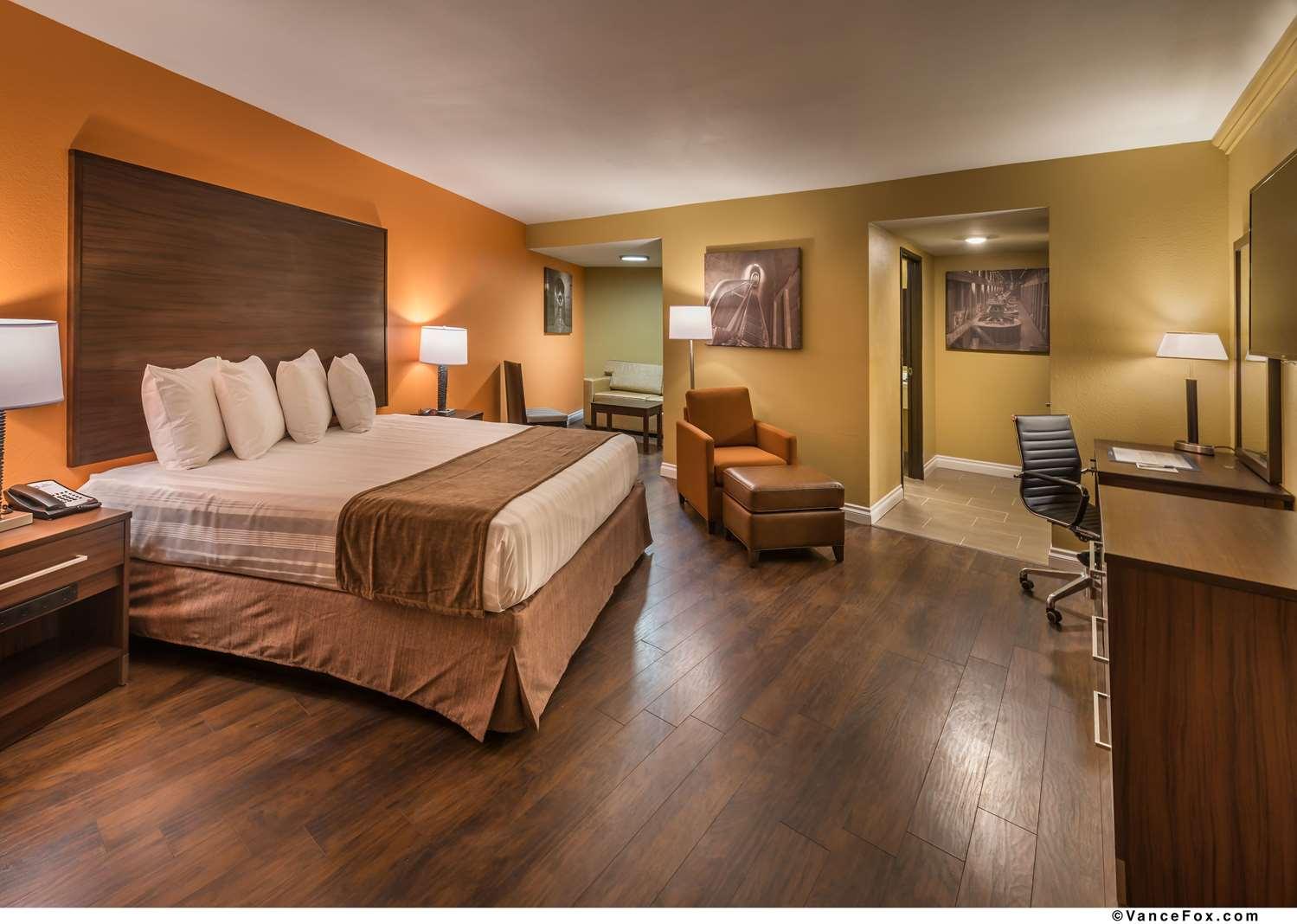 Room - Best Western Hoover Dam Hotel Boulder City