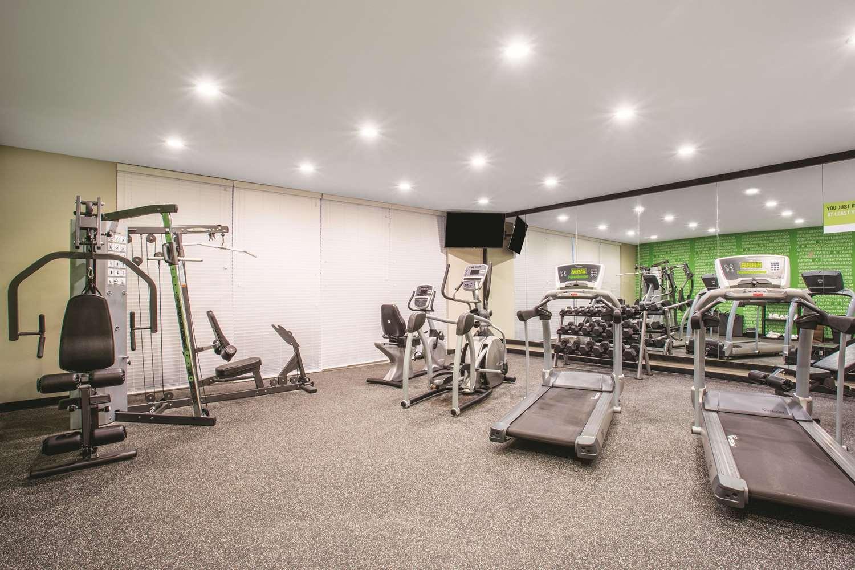 Fitness/ Exercise Room - La Quinta Inn & Suites West Monroe