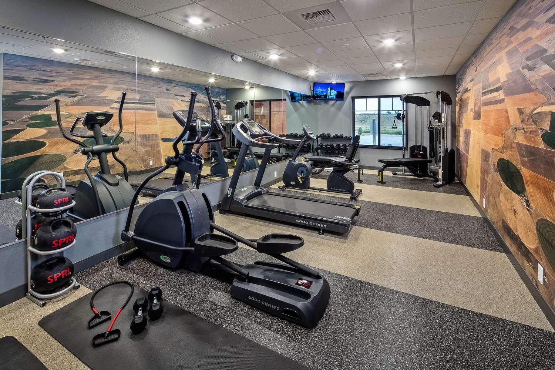 Fitness/ Exercise Room - Best Western Plus Overland Inn Fort Morgan