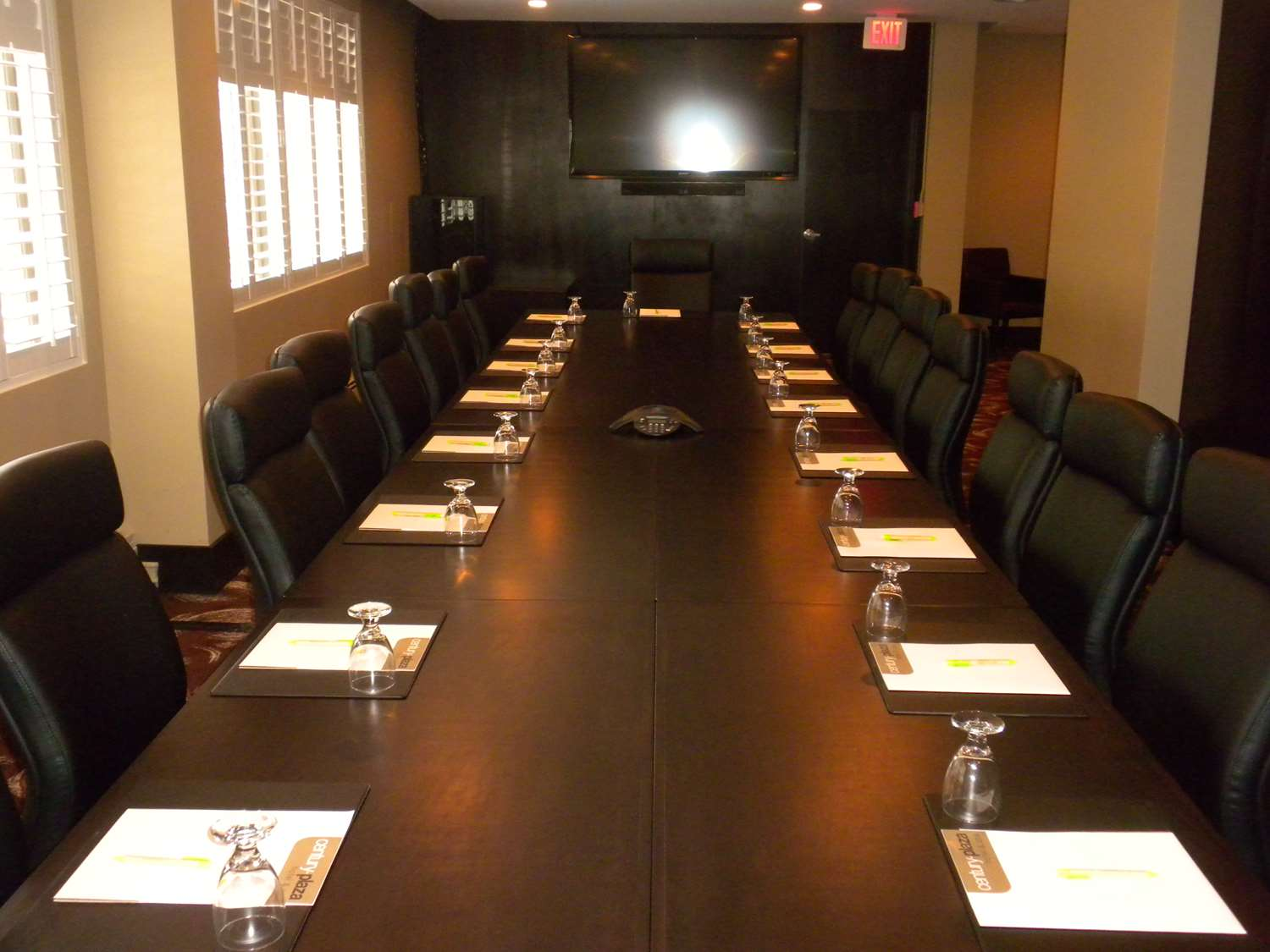 Meeting Facilities - Century Plaza Hotel & Spa Vancouver