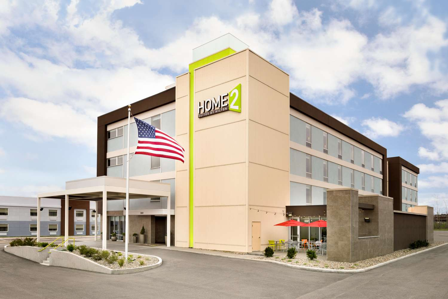 Exterior view - Home2 Suites by Hilton Beachwood
