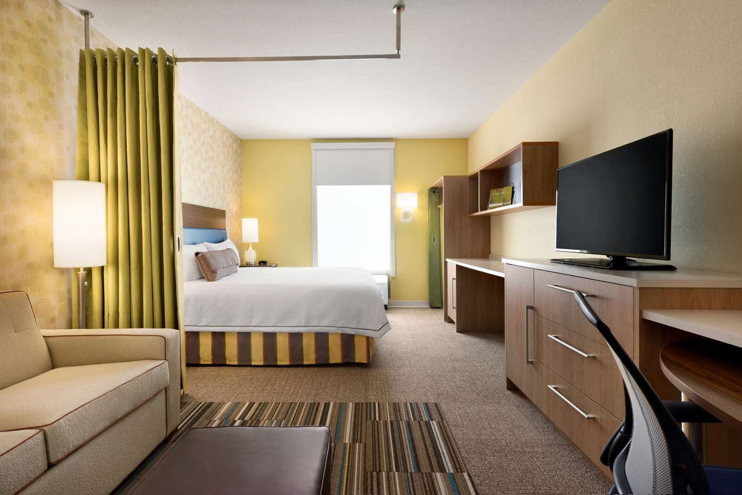 Room - Home2 Suites by Hilton Beachwood