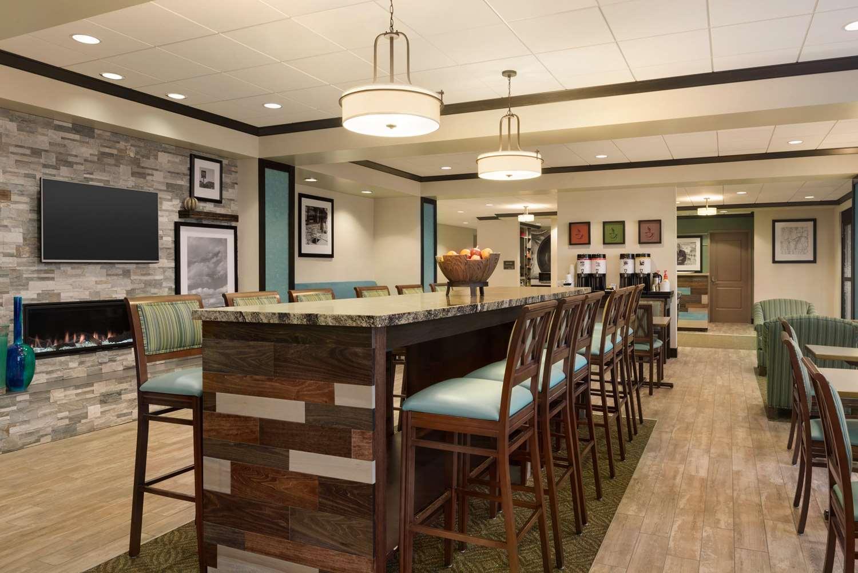 Lobby - Hampton Inn Elko