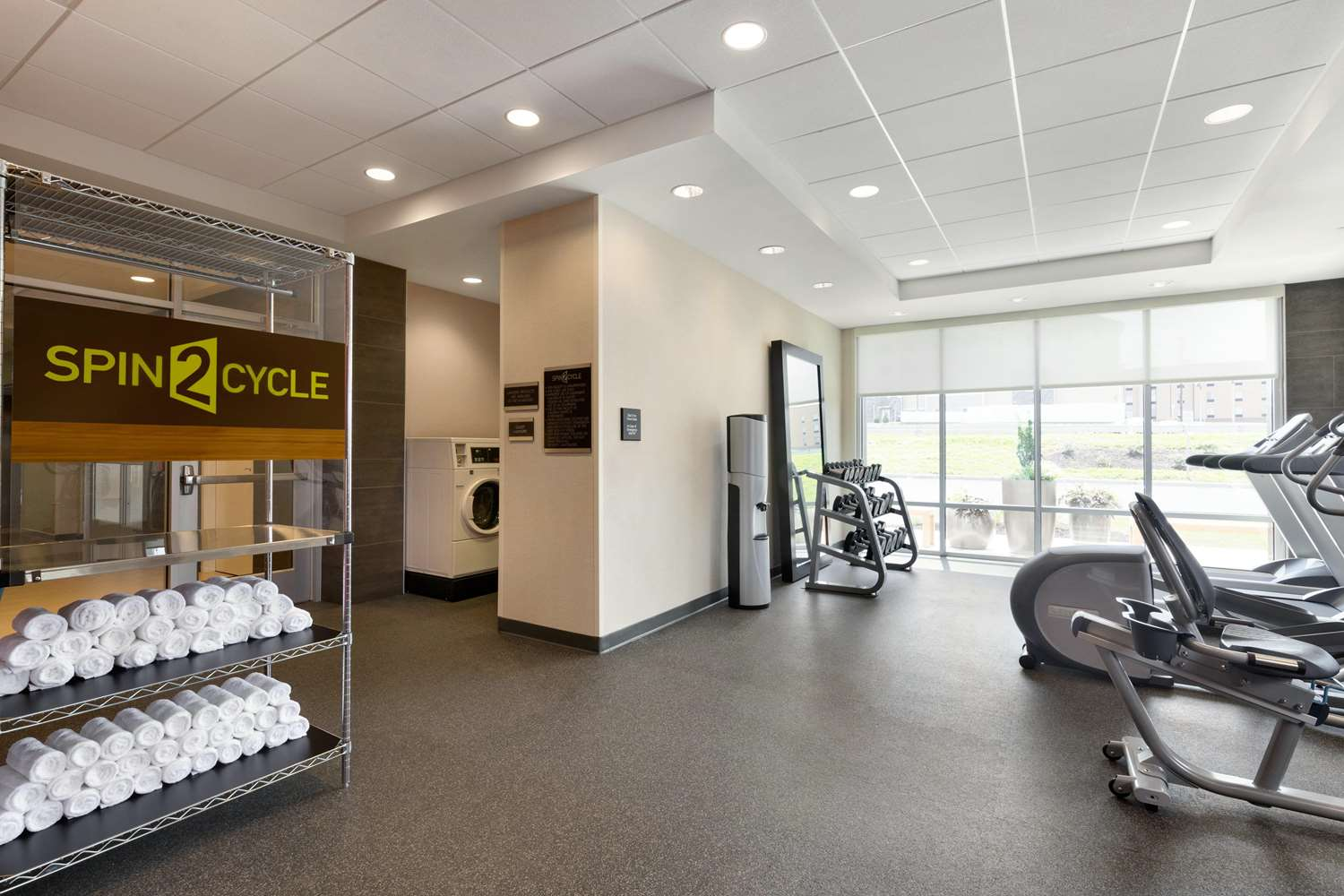 Fitness/ Exercise Room - Home2 Suites by Hilton York