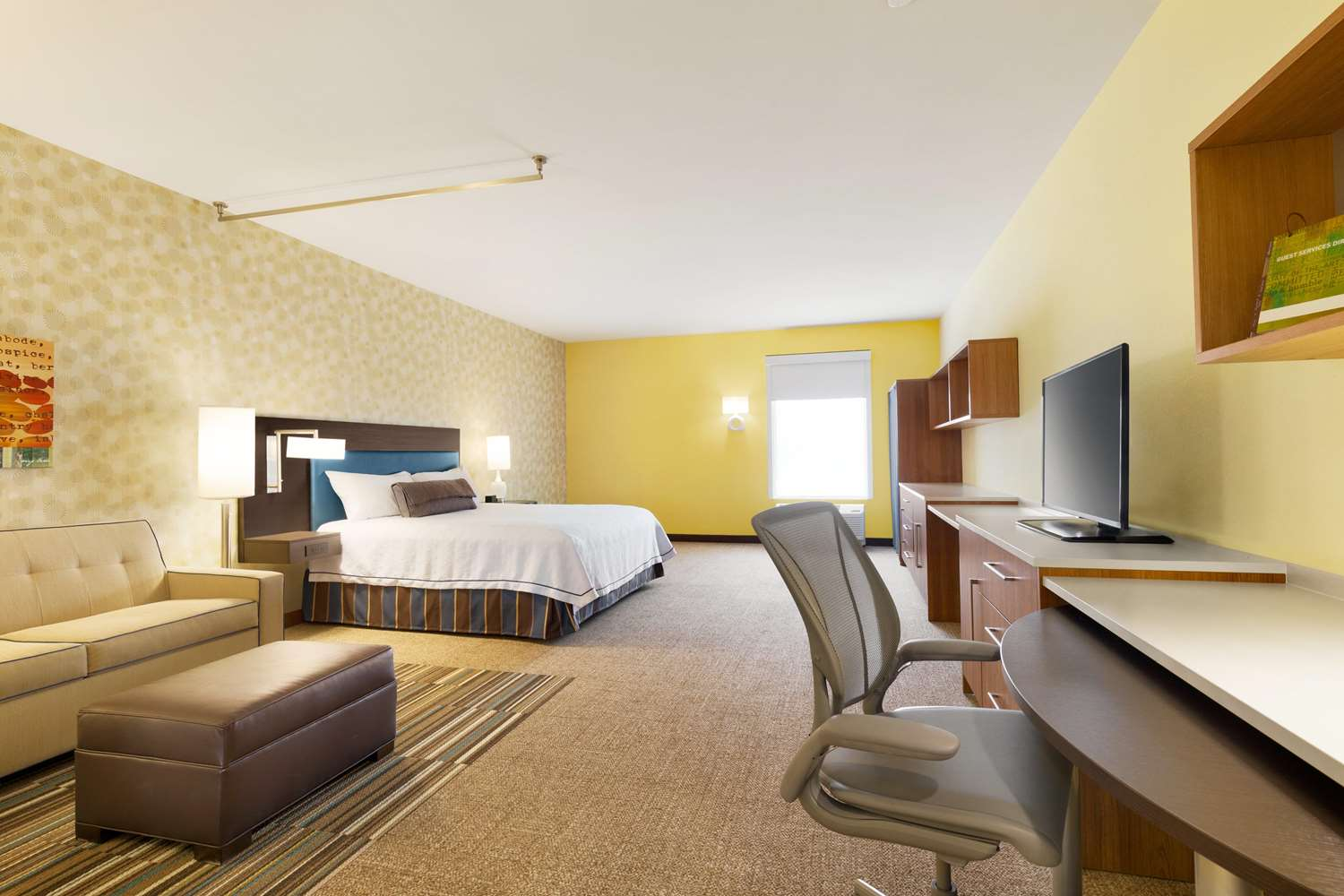 Room - Home2 Suites by Hilton York