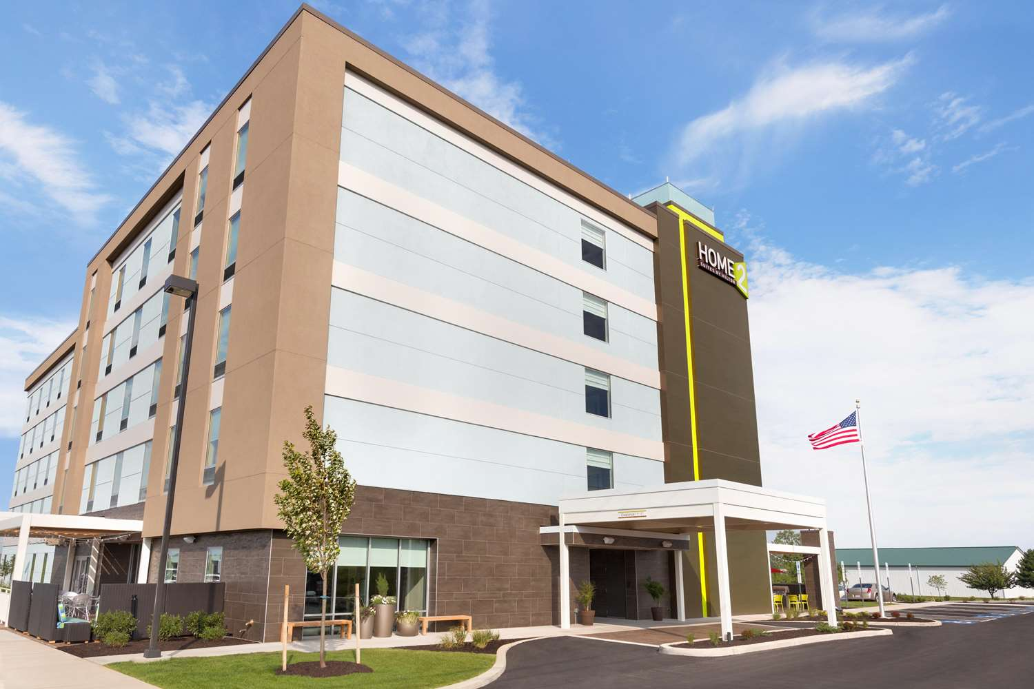 Exterior view - Home2 Suites by Hilton York