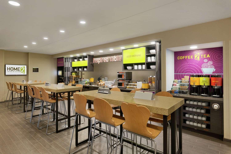 Restaurant - Home2 Suites by Hilton York