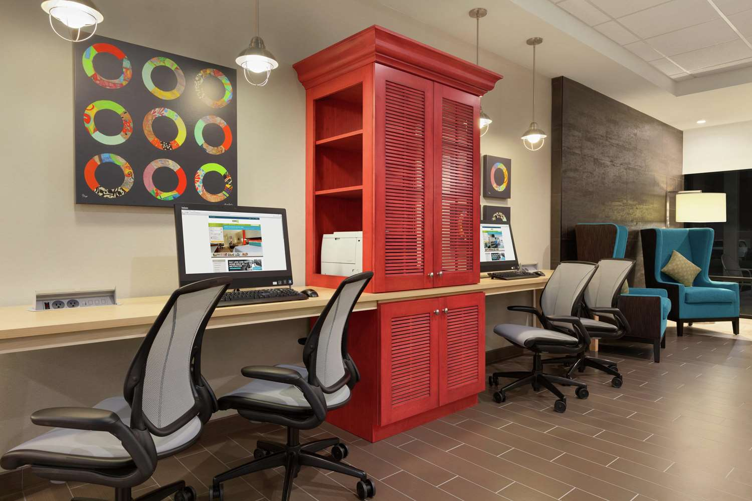 Conference Area - Home2 Suites by Hilton York