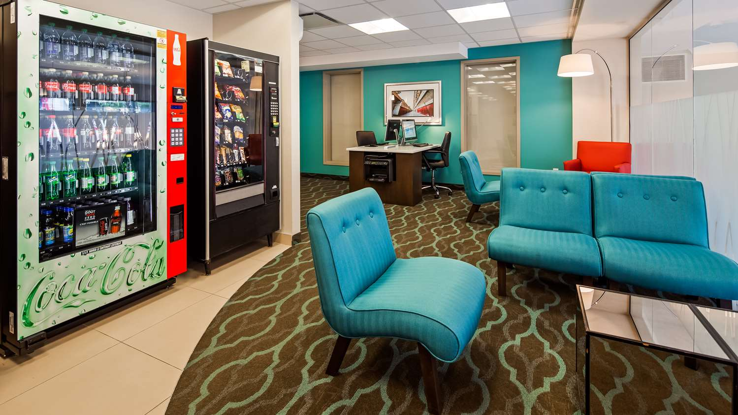 Conference Area - Best Western Plus Hotel Montreal