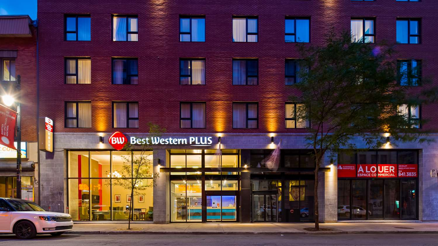Exterior view - Best Western Plus Hotel Montreal