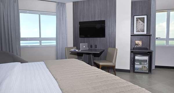 Hotel GOLDEN TULIP NATAL PONTA NEGRA - Standard Room Sea View