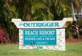 Exterior view - Outrigger Beach Resort Fort Myers Beach