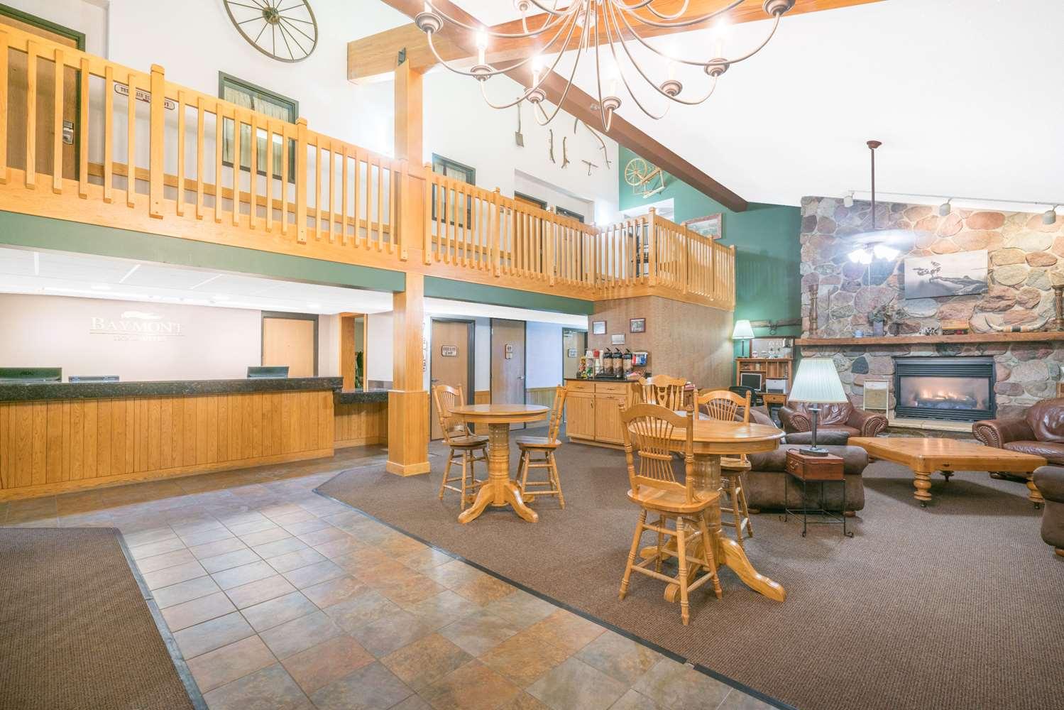 Lobby - Baymont Inn & Suites Kasson
