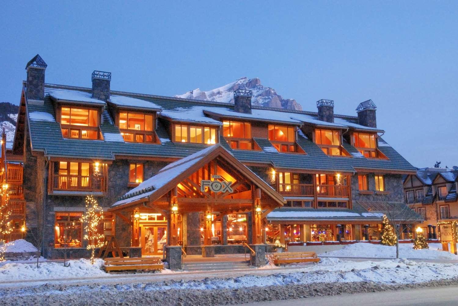 Exterior view - Fox Hotel & Suites Banff