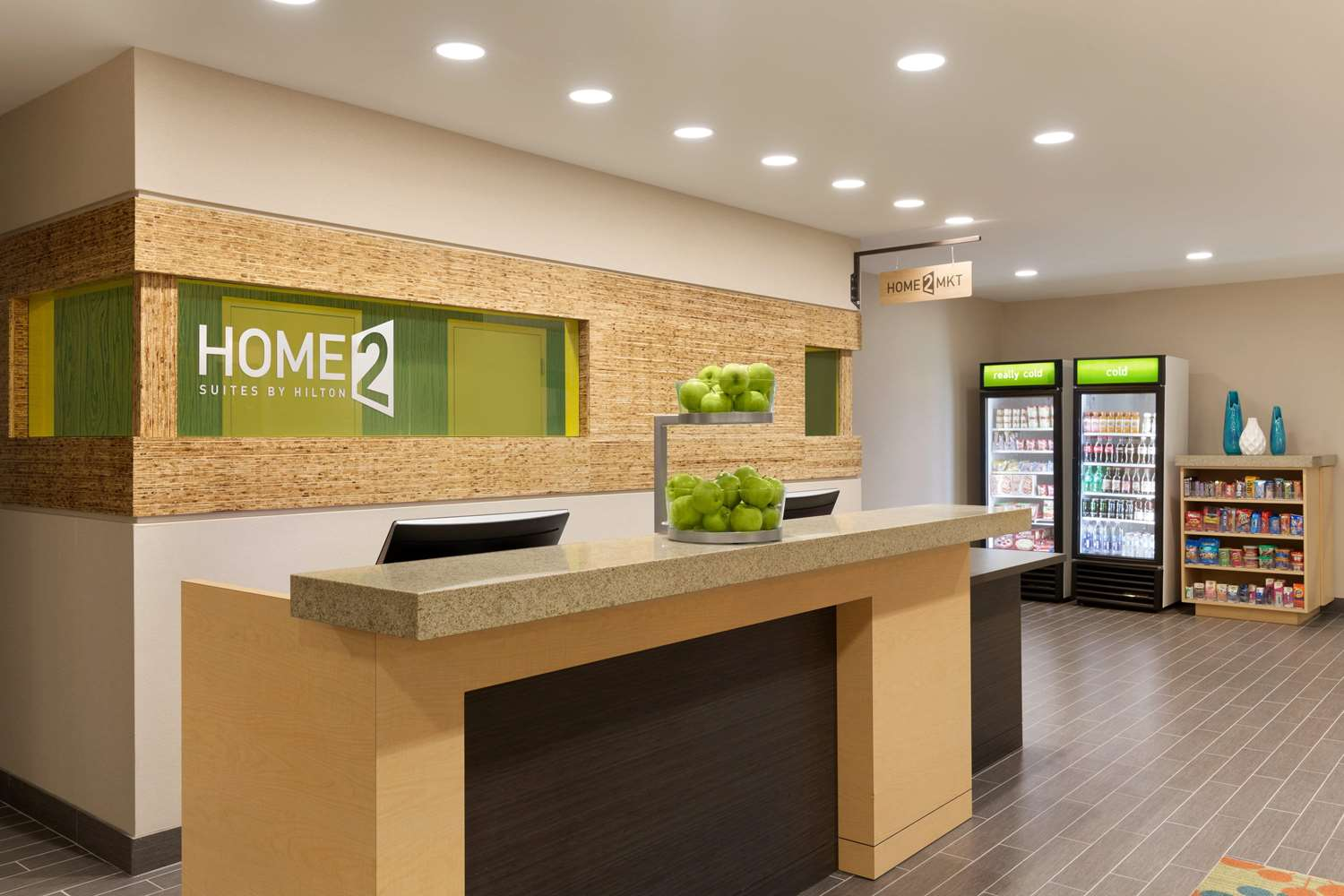 Lobby - Home2 Suites by Hilton Waco