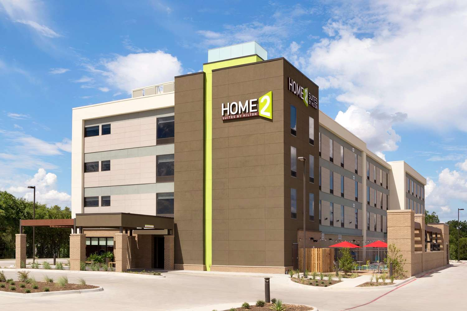 Exterior view - Home2 Suites by Hilton Waco