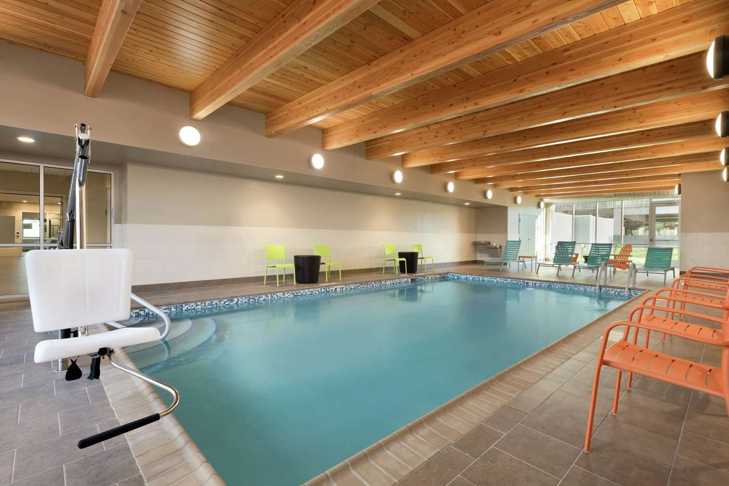 Pool - Home2 Suites by Hilton Roseville