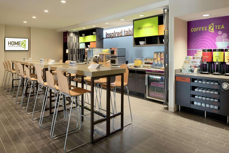 Restaurant - Home2 Suites by Hilton Roseville