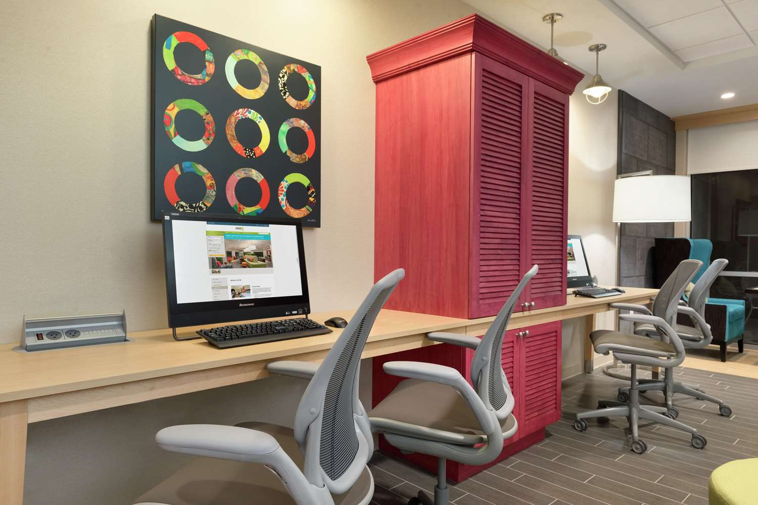 Conference Area - Home2 Suites by Hilton Roseville