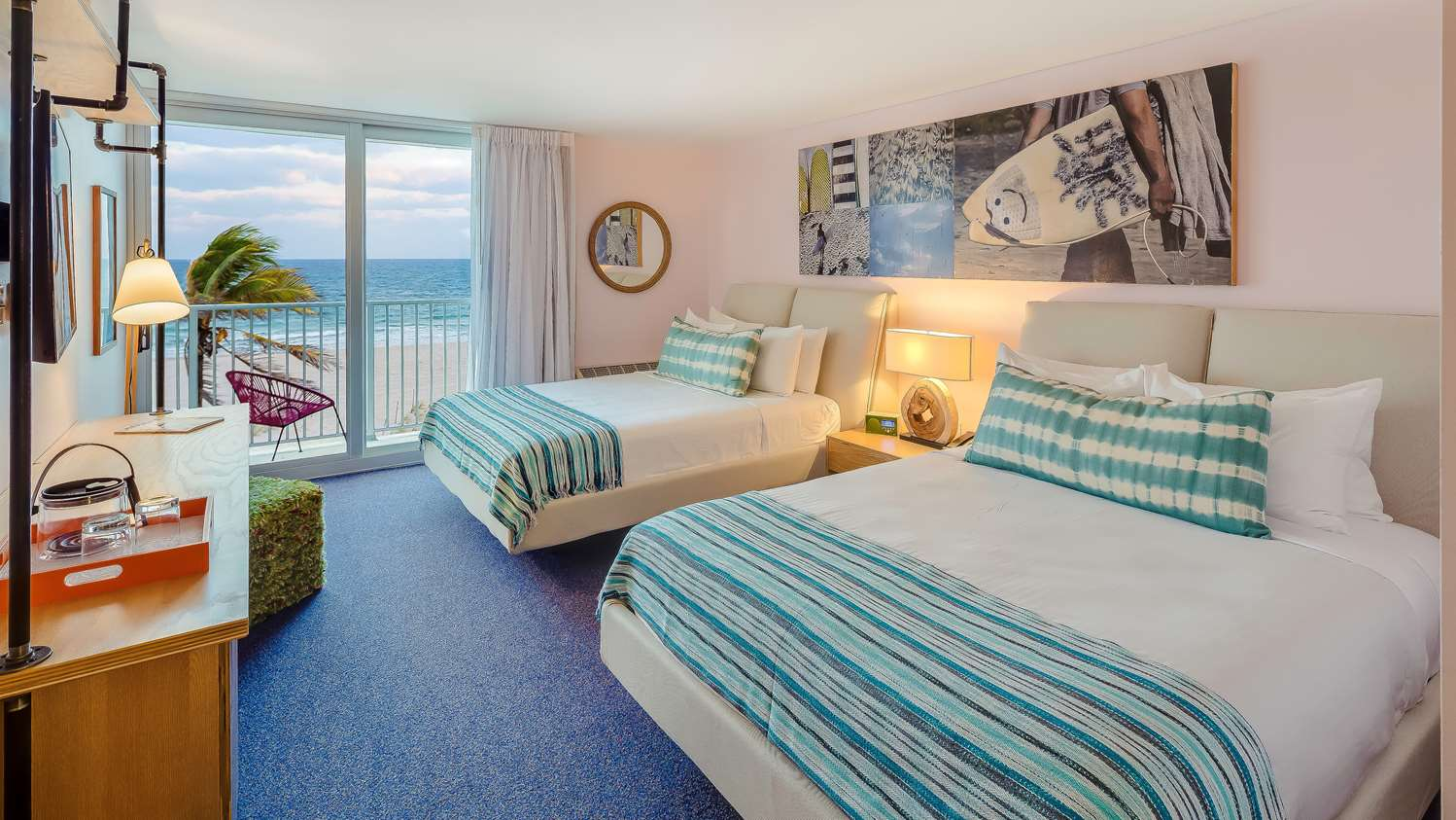 Room - Plunge Beach Hotel Lauderdale by the Sea