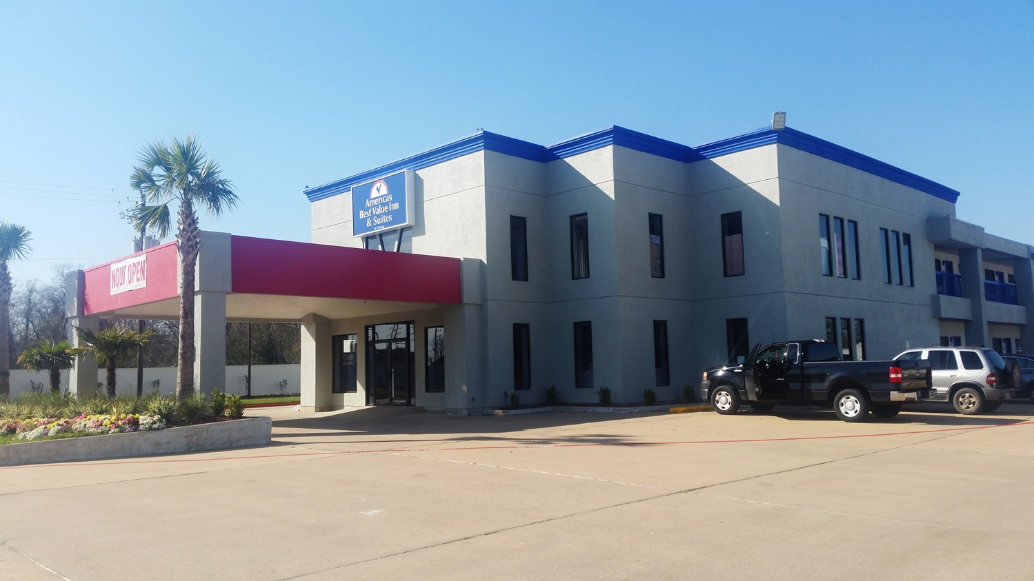 Exterior View Americas Best Value Inn Channelview
