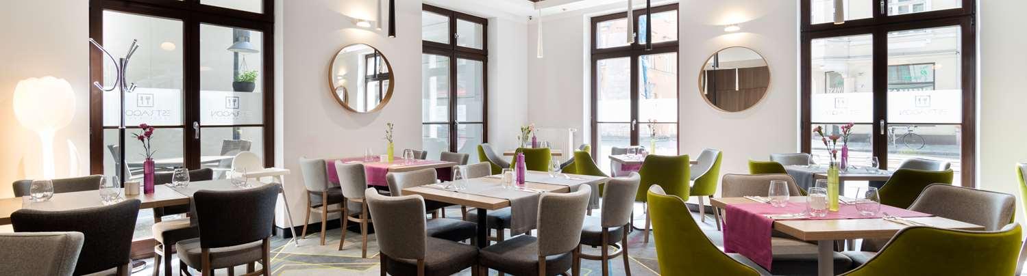Restauracja - Hotel Golden Tulip Krakow Kazimierz