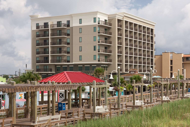 Exterior view - Hampton Inn & Suites Oceanfront Carolina Beach