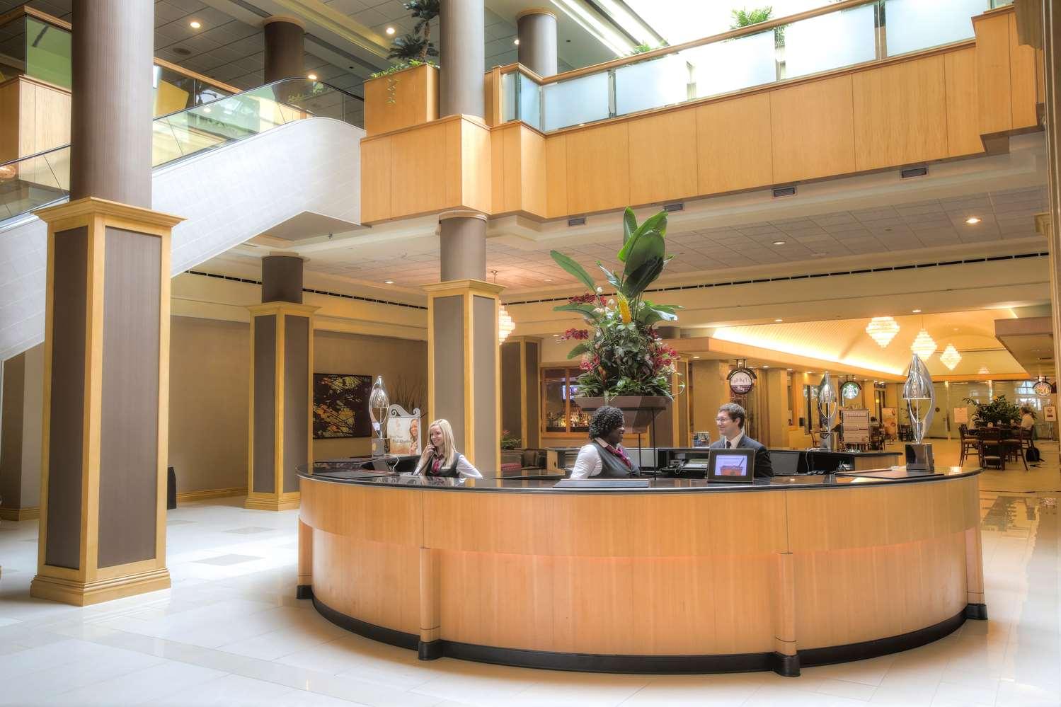 Lobby - Florida Hotel & Conference Center Orlando