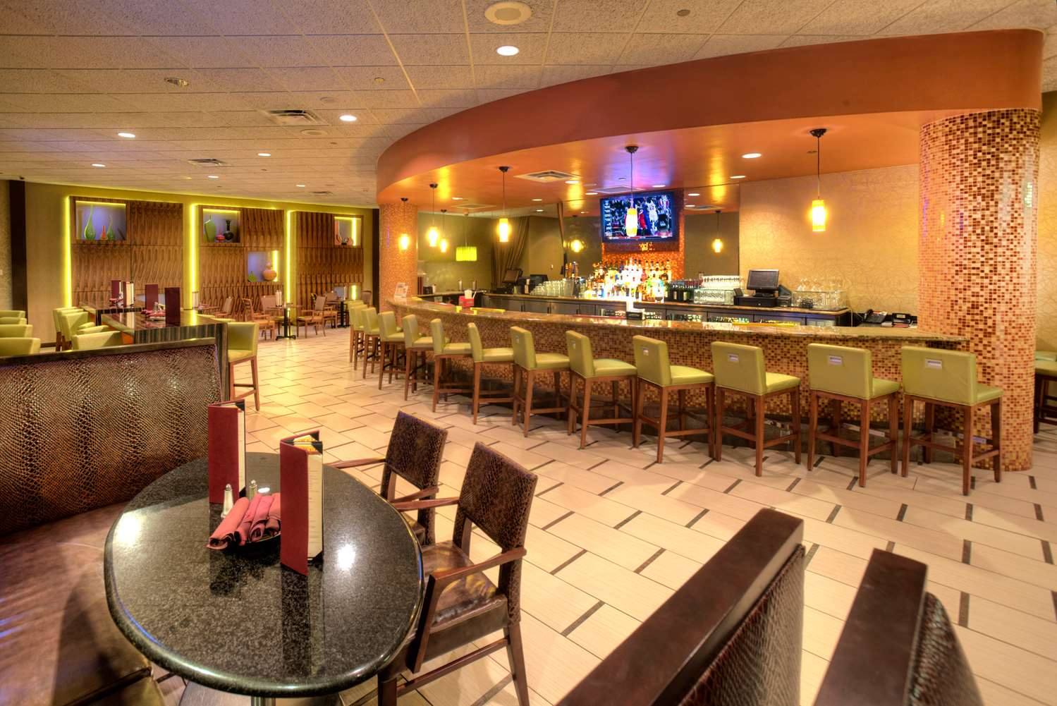 Restaurant - Florida Hotel & Conference Center Orlando