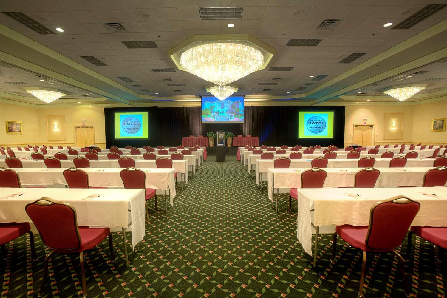 Meeting Facilities - Florida Hotel & Conference Center Orlando