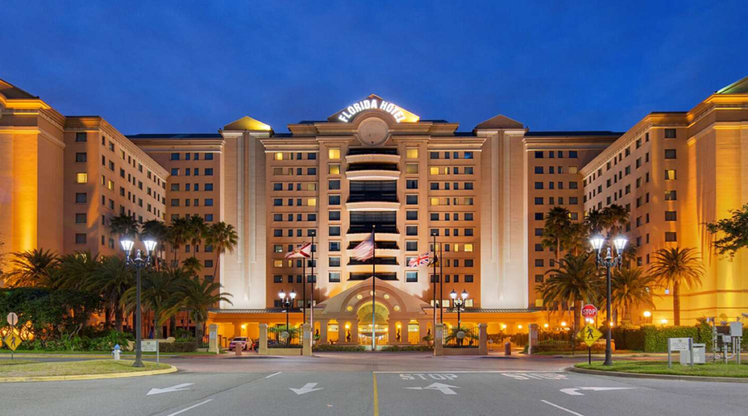 Exterior view - Florida Hotel & Conference Center Orlando