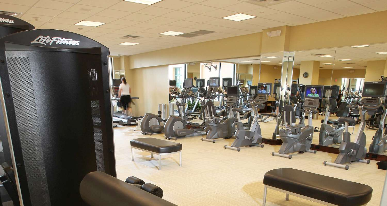Fitness/ Exercise Room - Florida Hotel & Conference Center Orlando