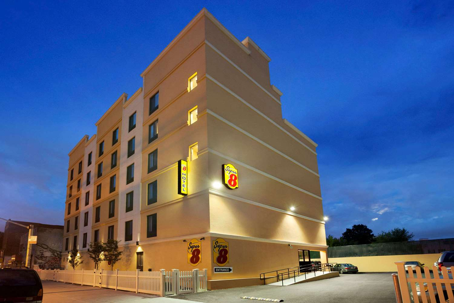 Hotels Near Yankee Stadium Bronx New York