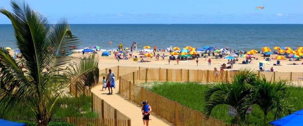 Beach - Princess Royale Resort Ocean City