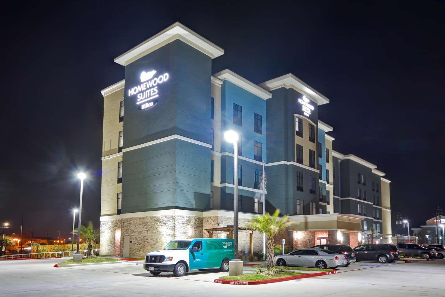 Exterior view - Homewood Suites by Hilton Galveston