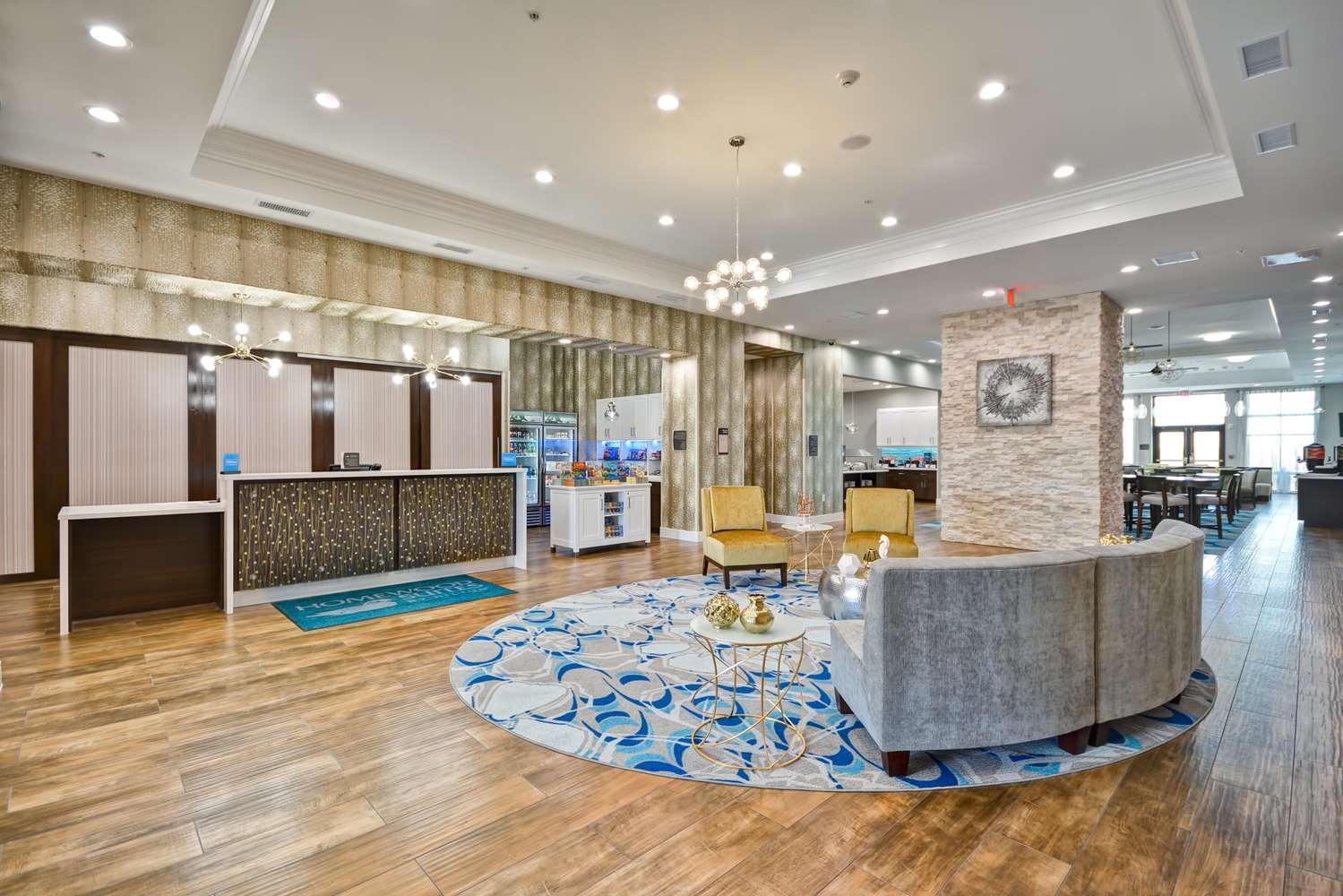 Lobby - Homewood Suites by Hilton Galveston