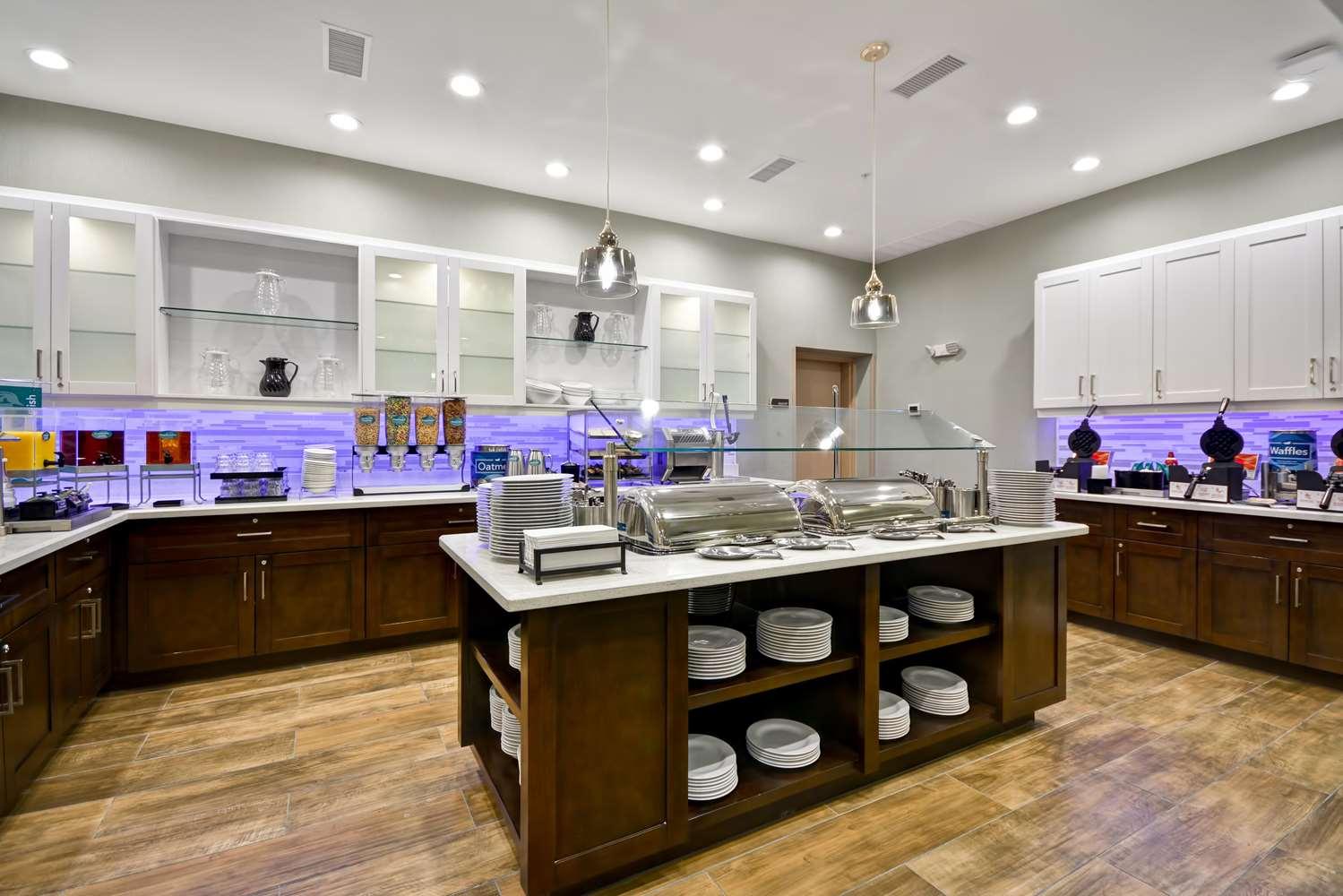 Restaurant - Homewood Suites by Hilton Galveston
