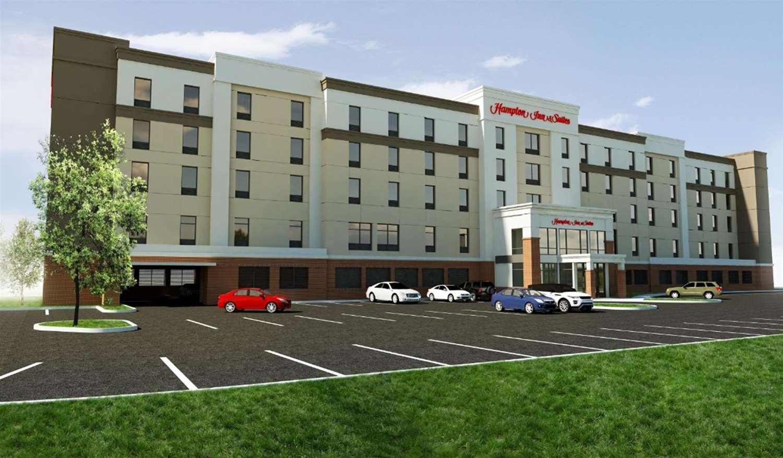 Exterior view - Hampton Inn & Suites Airport South Pittsburgh