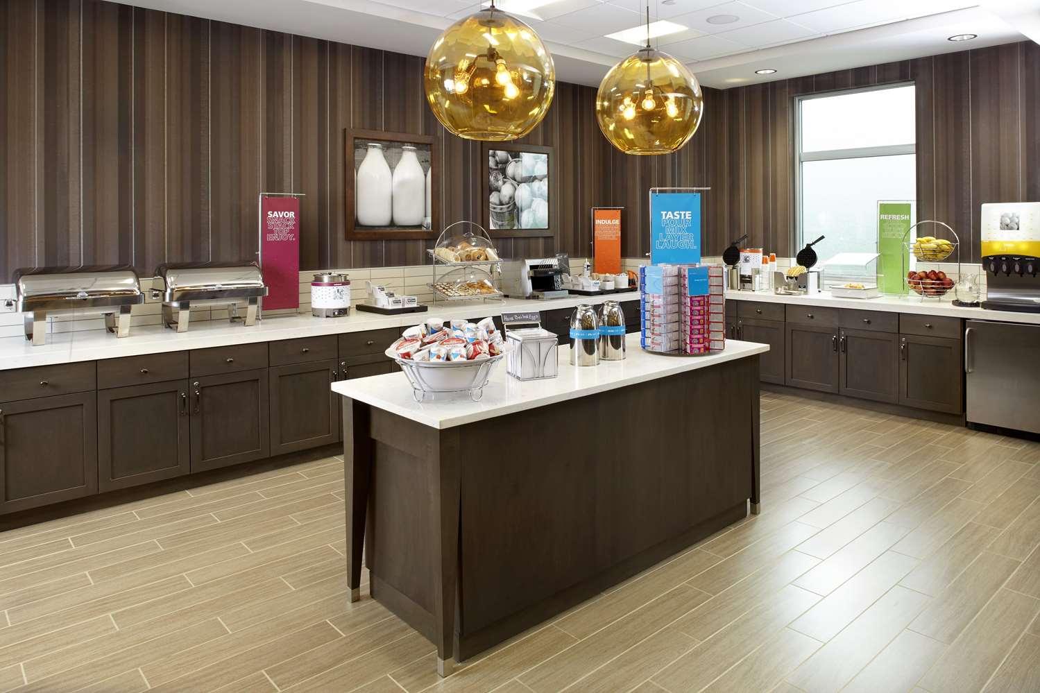 Restaurant - Hampton Inn & Suites Airport South Pittsburgh