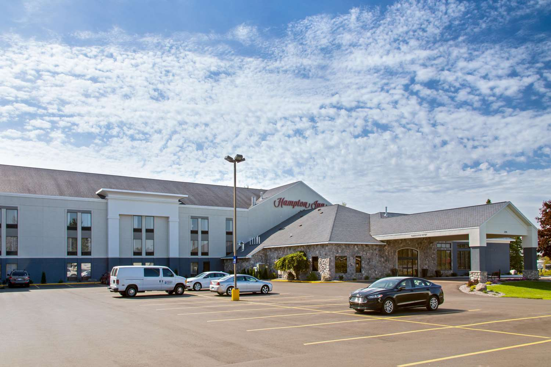 Exterior view - Hampton Inn Sault Sainte Marie