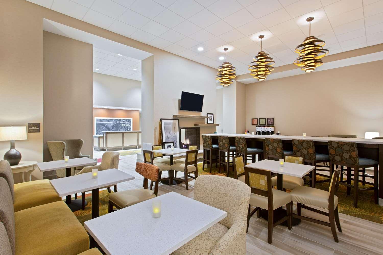 Lobby - Hampton Inn Sault Sainte Marie